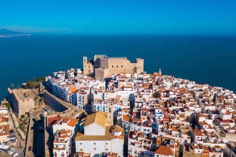 Imagen de archivo pueblo interior València./ EPDA