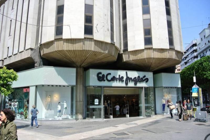 El Corte Inglés. EPDA.