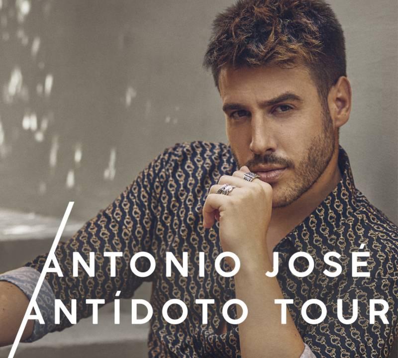 Cartel Antonio José. EPDA