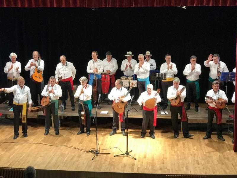 Concierto del Grup La Tardor. EPDA