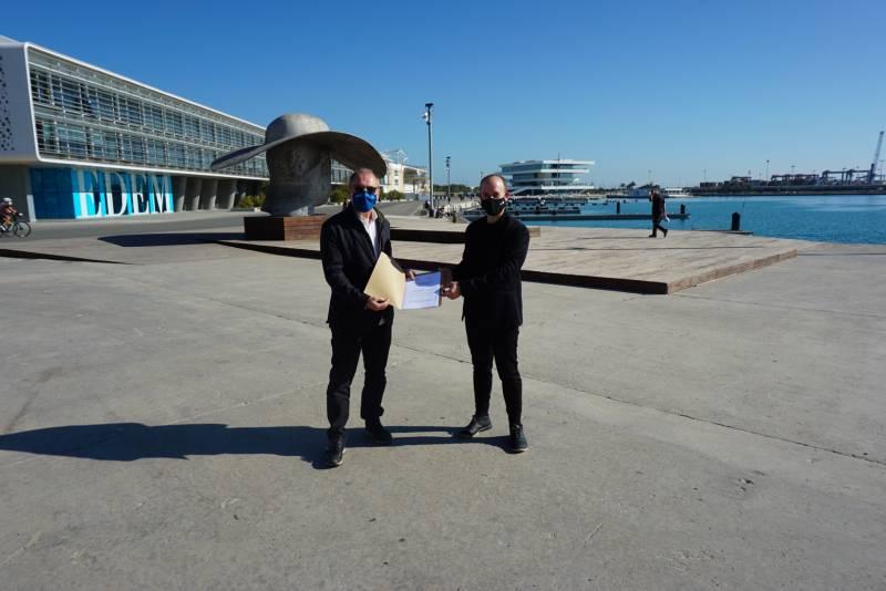 Convenio Visit València y València Capital Mundial del Diseño 2022./ EPDA