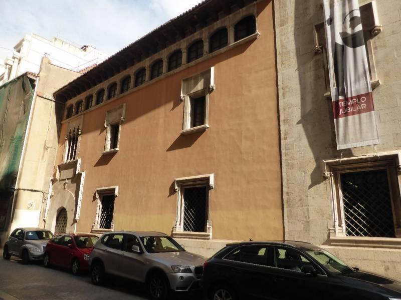 Casa natalícia Sant Vicent Ferrer