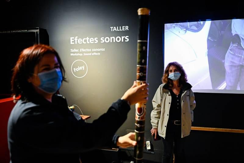 Imagen de archivo 20 aniversario Museu de les Ciències./ EPDA