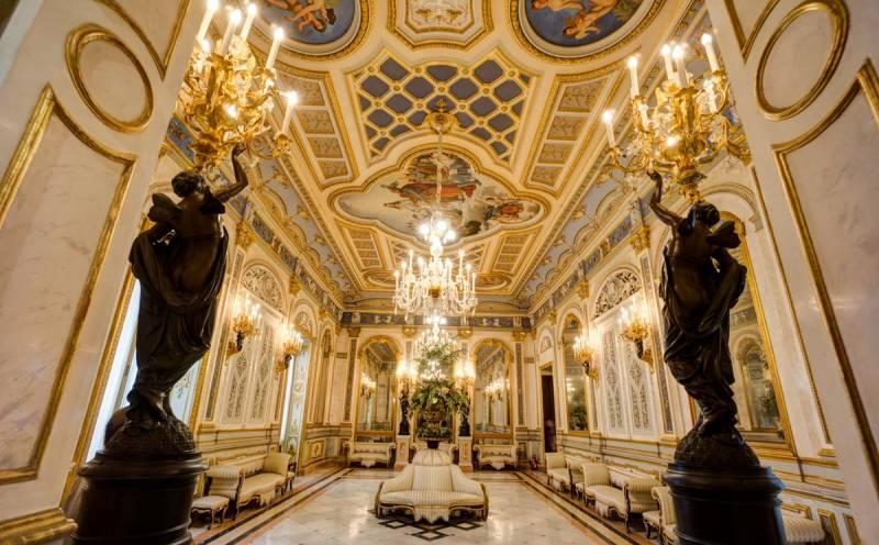 Resultado de imagen de palacio del marqués de dos aguas en valencia