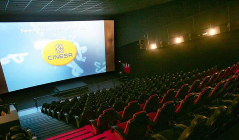 Imagen de archivo sala Cinesa./ EPDA