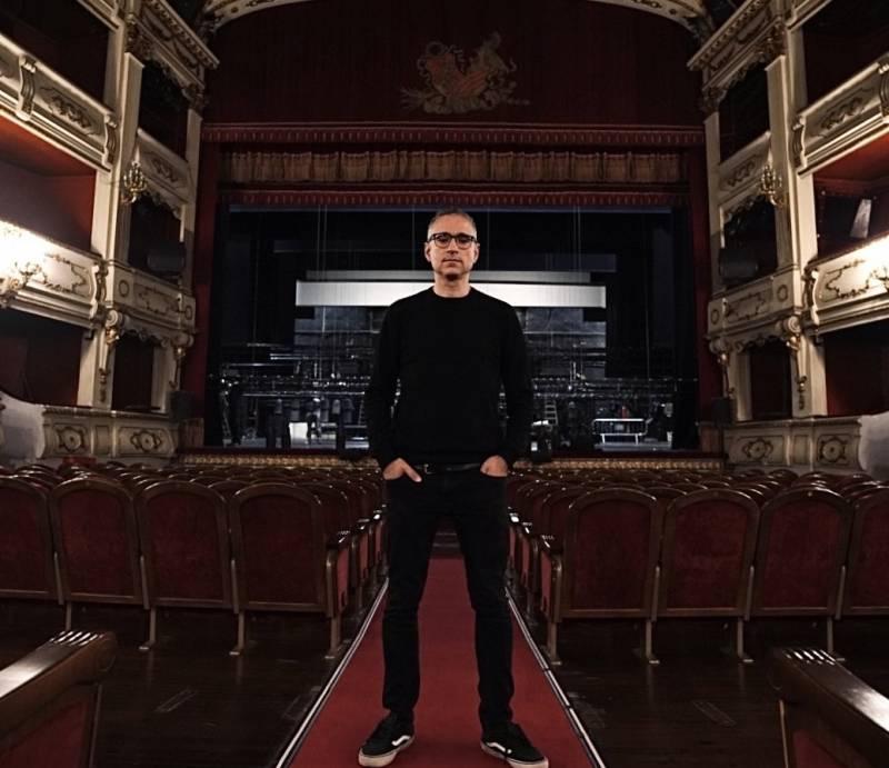 Veriueu-ho!, el nou expectacle de Xavi Castillo : : Sala Matisse