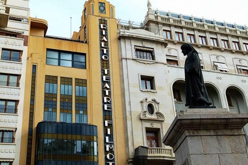 Imagen de archivo Instituto Rialto./ EPDA