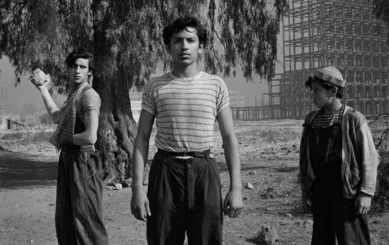 Imagen de archivo Filmoteca./ EPDA