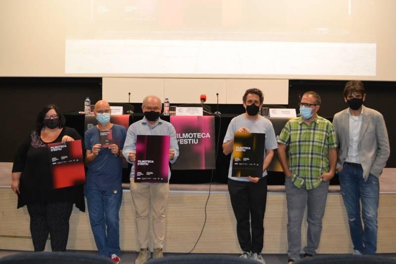 Presentació del cartell i la programació de la Filmoteca d