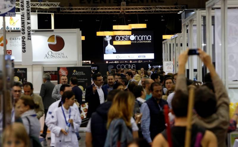 Feria Valencia congregó a miles de profesionales y aficionados del sector//Viu València