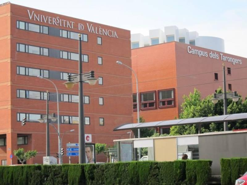 Imagen de archivo Universidad de València./ EPDA