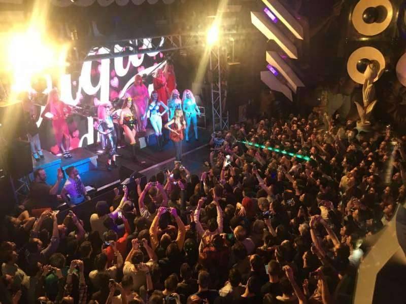 Deseo 54, discoteca de ambiente de la capital valenciana