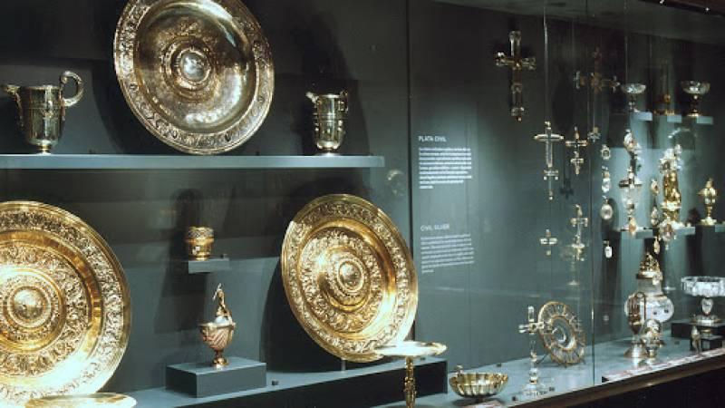 Imagen de archivo museo de arte y escultura./ EPDA