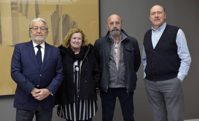 Encuentro con premiados XV Premio Fundación por la Justicia