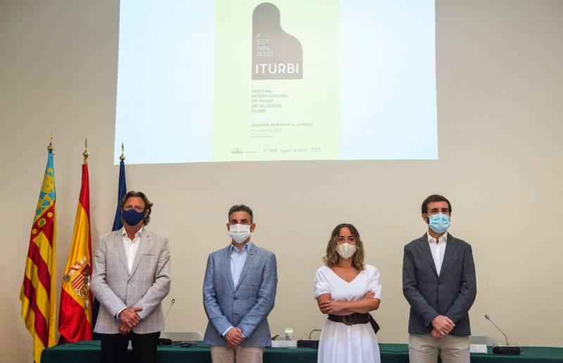 Presentación Premios Iturbi./ EPDA