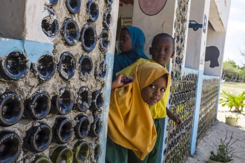 Niños de Lamu