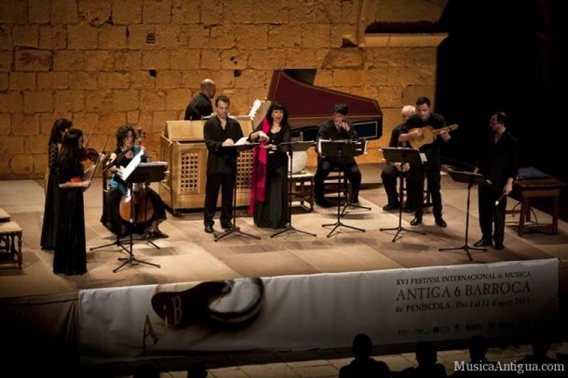 Imagen de archivo Festival Internacional de Música antigua y barroca