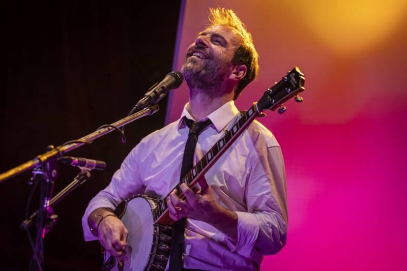 El cantautor Kevin Johansen. EPDA.