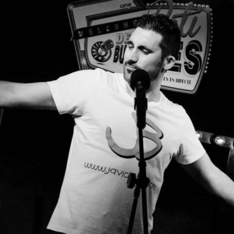 Javi Benítez, un monologuista salido del teatro : : Sala Girasol