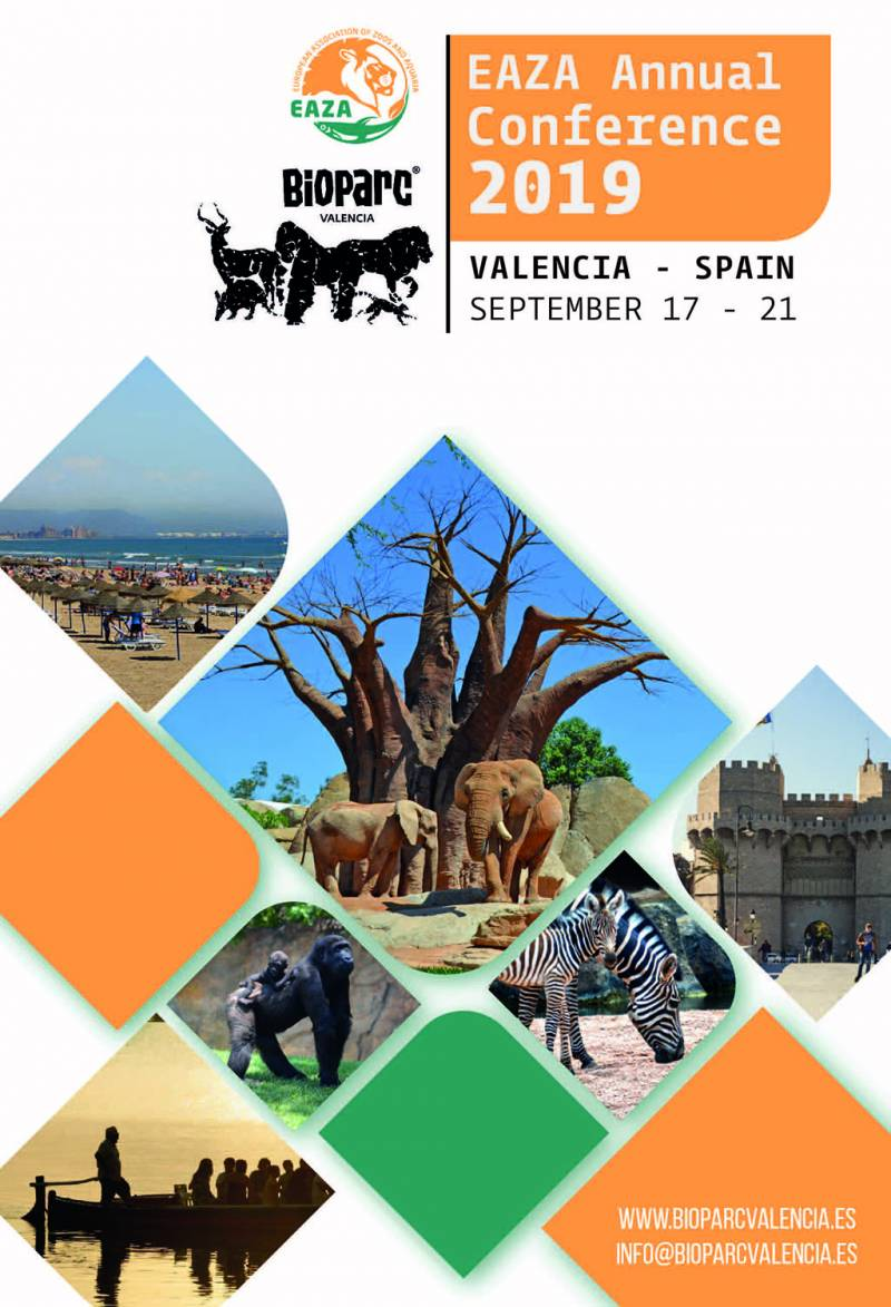 EAZA - BIOPARC Valencia 2019