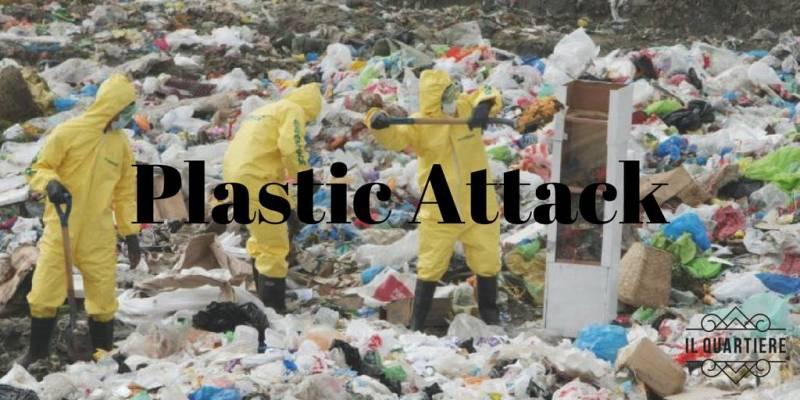 Plastic Attack en Valencia