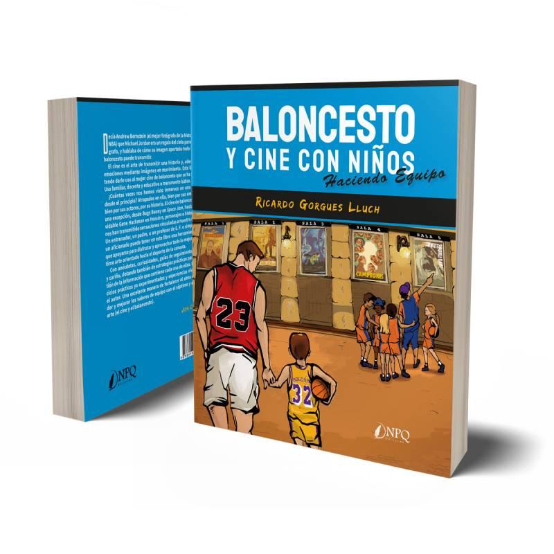 Baloncesto y cine con niños./ EPDA