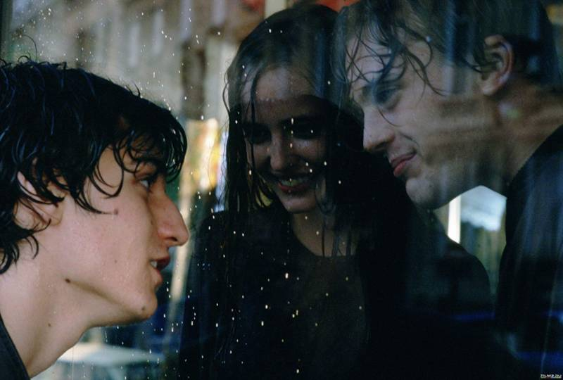 Película The Dreamers./ EPDA