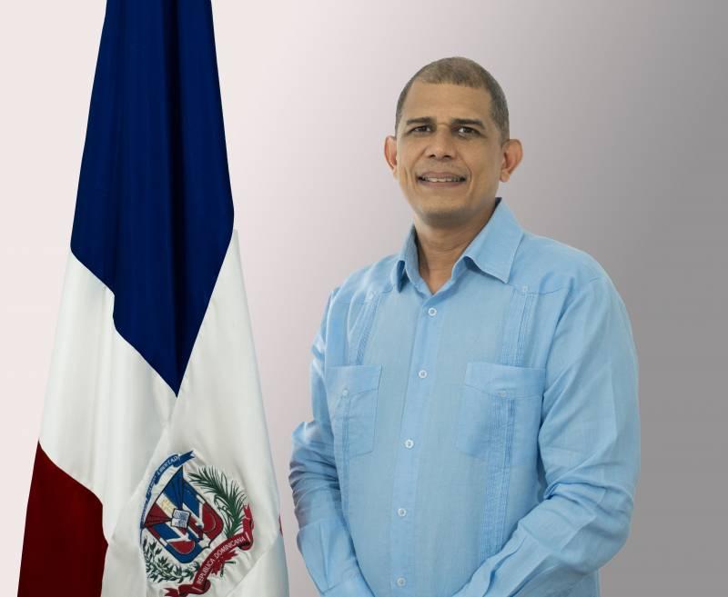 Sr Jorge Cordero Cónsul República Dominicana